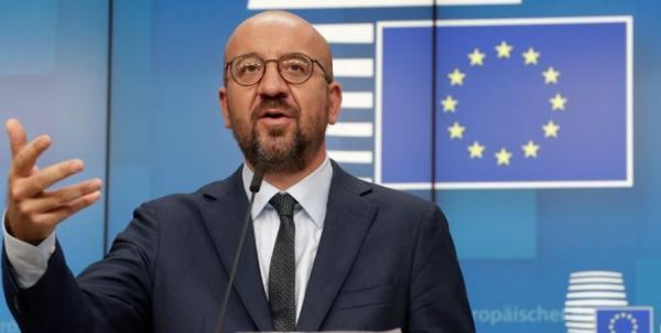 رئیس شورای اروپا: همه گزینه ها علیه ترکیه روی میز است