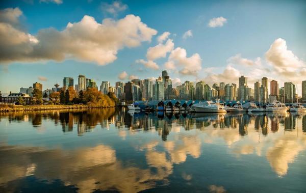 تور کانادا: ونکوور ششمین شهر زیست پذیر دنیا در سال 2019