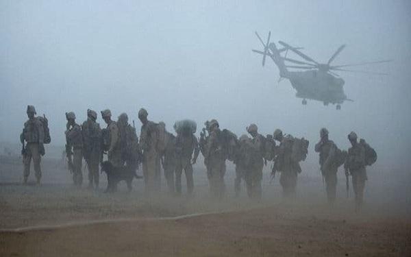 هشدار مسکو به نظامیان آمریکایی خارج شده از افغانستان