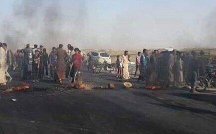 کشته شدن 5 شبه نظامی مورد حمایت آمریکا در حومه دیرالزور