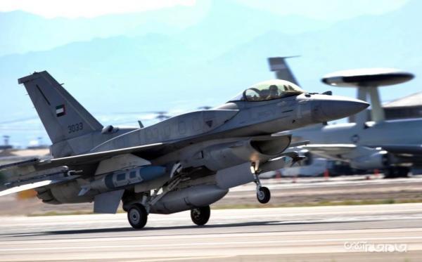 مذاکرات فروش جنگنده های اماراتی به یونان