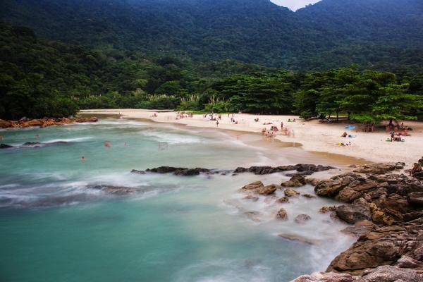 16 منطقه زیبا و اسرار آمیز در برزیل